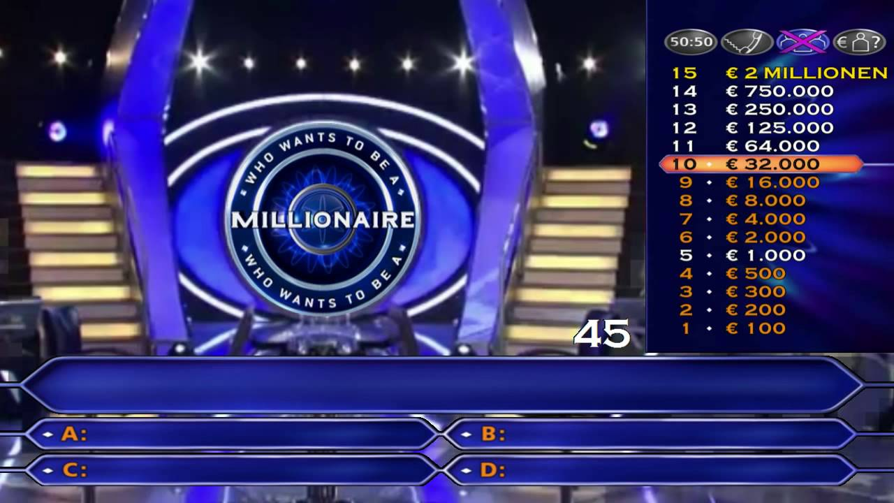 Who Wants To Be A Millionaire Game - Free downloads and ...