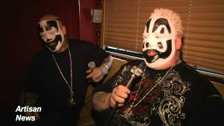 INSANE CLOWN POSSE, FRED DURST COLLAB FOR MIGHTY DEATH POP