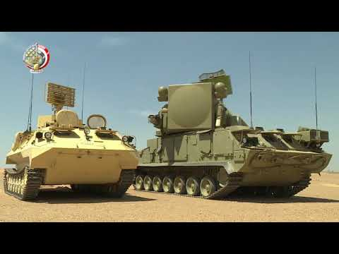 قدرات الدفاع الجوي المصري