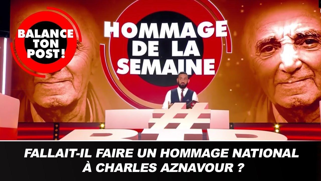 Fallait-il faire un hommage national pour Charles Aznavour ?