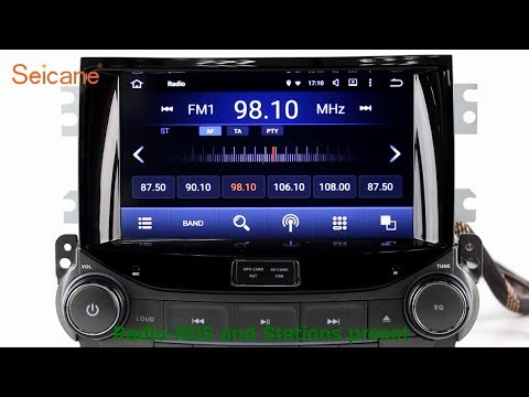 8 inch HD Touch Screen 2012 Chevy Chevrolet MALIBU Radio DVD GPS Navigation  Player Stereo Upgrade