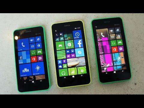 Nokia Lumia 630 обзор