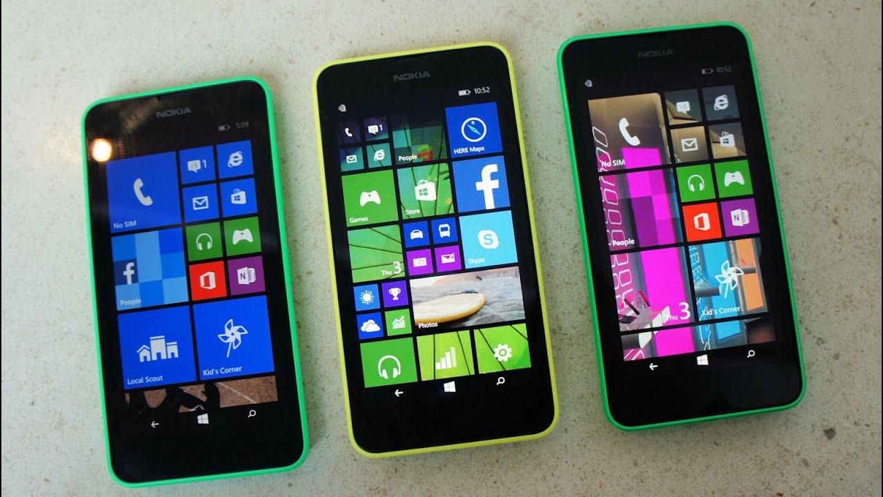 Дисплей Nokia Lumia 630 (новый экран из Китая) - YouTube