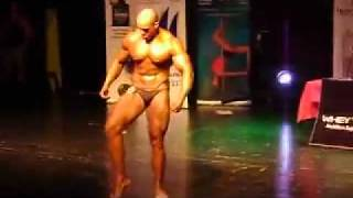 Gilad Ben Yacov 2th Mr.israel classic NAC 2010