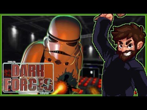 Star Wars: Dark Forces - Judge Mathas