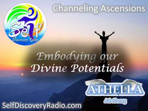 Self Discover Radio - Embodying our Divine Potentials