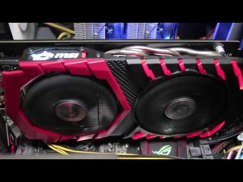 MSI 지포스 GTX1060 게이밍 X D5 3GB 트윈프로져6 소음도