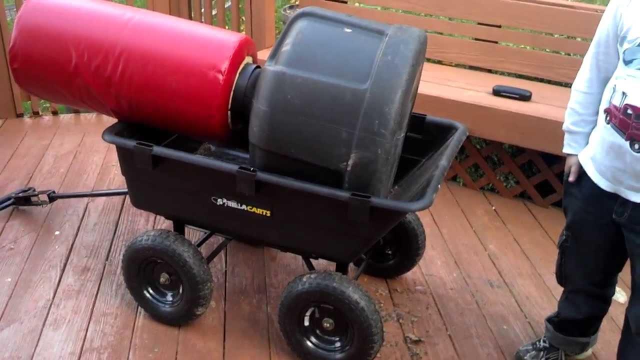 Gorilla Dump Cart 1200lbs