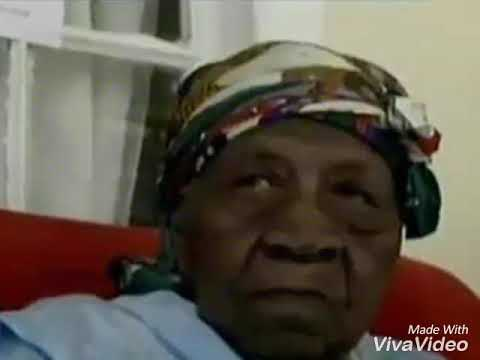 Violet Brown ,Wanita tertua asal Jamaica meninggal dunia