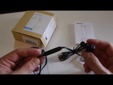 Mpow Wolverine Casque de sport Bluetooth stéréo écouteurs intra auriculaires sans fil Oreillette Com