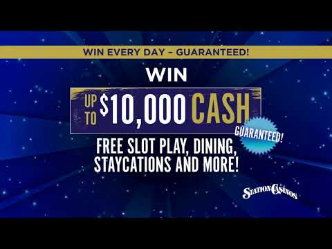 Station Casinos Big Time Bonus Scratch & Win Kiosk Game