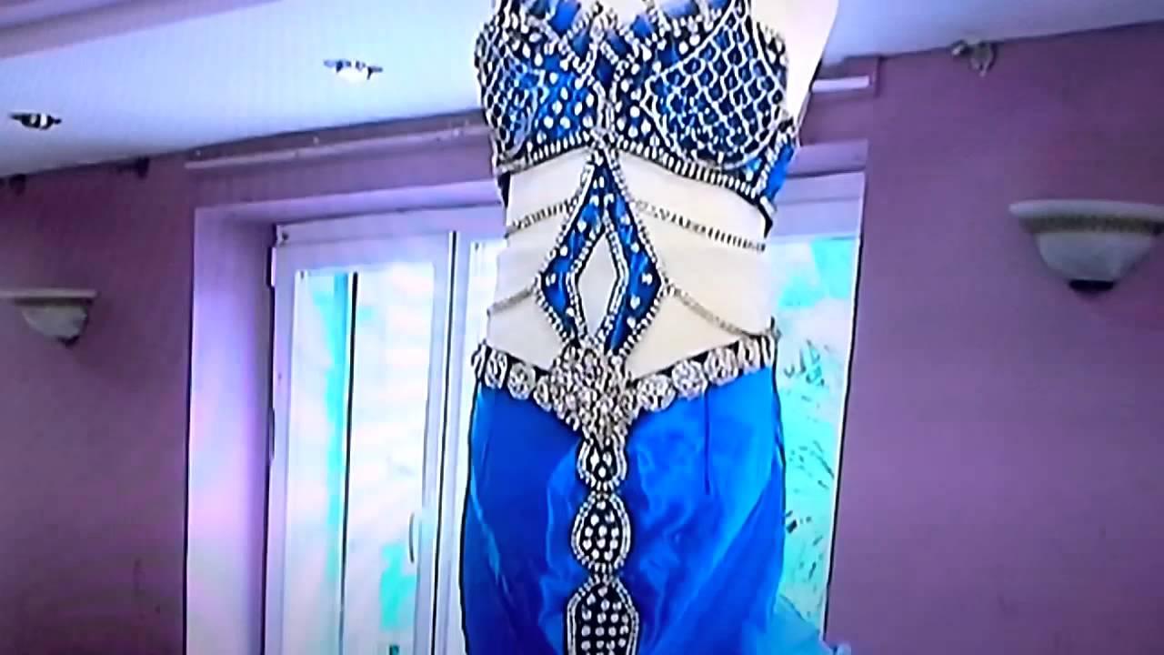Se vende vestidos de fiesta gitana 2013 - YouTube