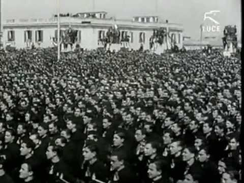 Mussolini a Reggio Calabria.avi