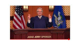 Judge Jerry is on YouTube!