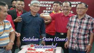 Video SENTUHAN - DESIRE (INSTRUMENTAL COVER) download MP3, 3GP, MP4, WEBM, AVI, FLV Agustus 2017