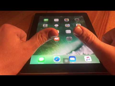 How to fix a jammed home button without disassembling Apple iPad Air home button repair and reset