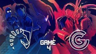Vedius VOD Review - LCS Semi-final Team Liquid vs Clutch Gaming Game 4