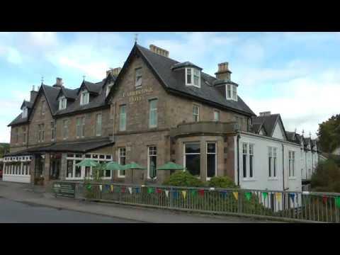 Colin Watt Carrbridge Hotel Interview with Hugh O'Brien Hot Country TV