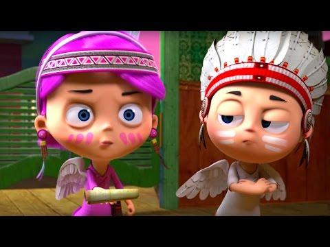 Ангел Бэби -  Новые серии - Всё или ничего (28 серия) Поучительные мультики
