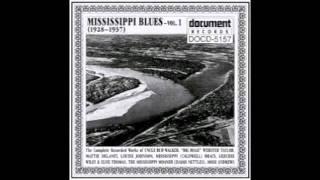 Uncle Bud Walker - Look Here Mama Blues - 1928