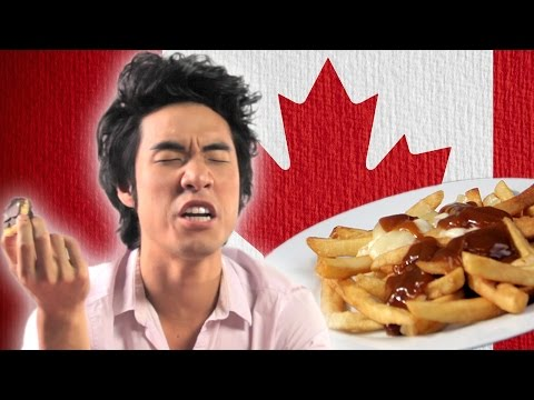 Thumbnail: Americans Try Canadian Snacks For First Time