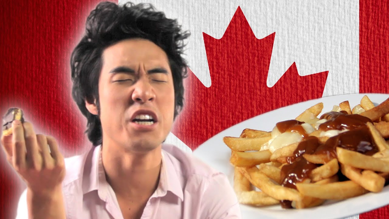 Image result for Eating a  Canadian meal