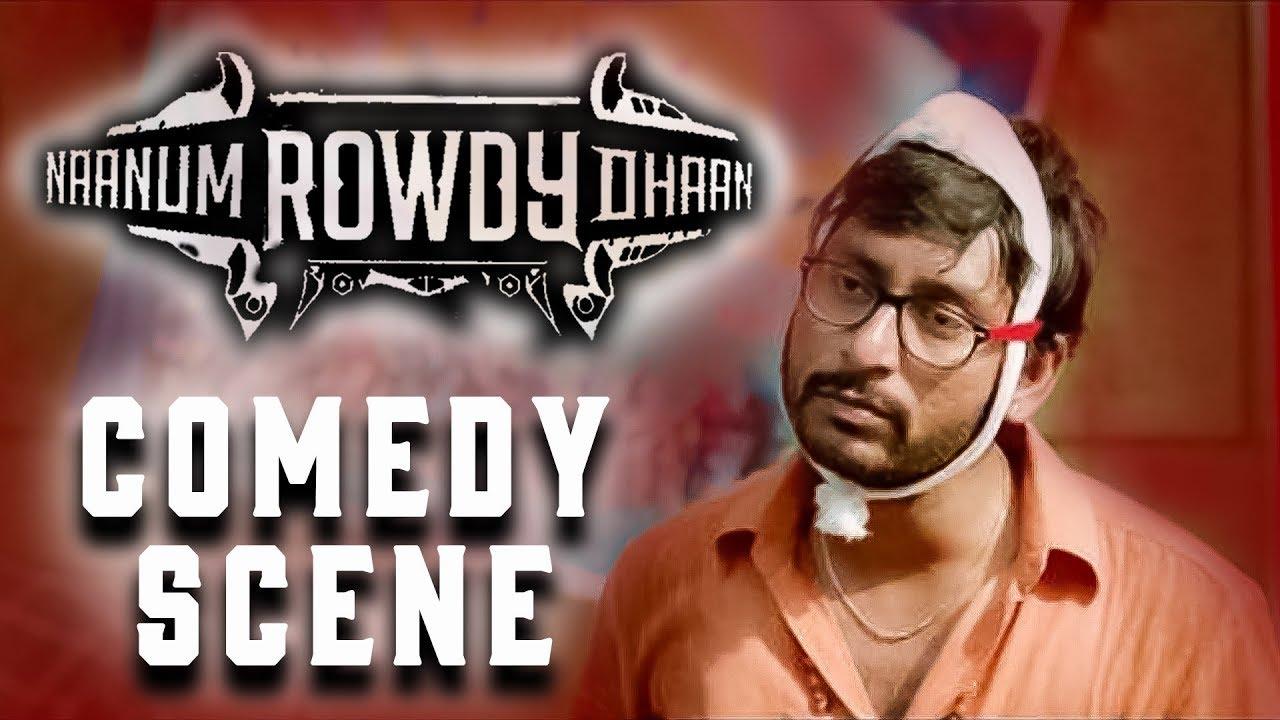 Naanum Rowdy Dhaan – RJ Balaji Comedy Scene – Vijay Sethupathi, Nayanthara, Vignesh Shivan