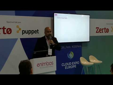 Skytuneup Presentation at Cloud Expo Europe 2017