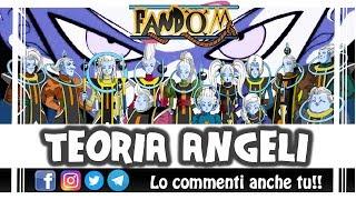 Dragon Ball Super Teoria: Scontro tra Divinità, Mortali ed Angeli - Fandom
