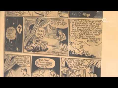 Stripmuseum eert Willy Vandersteen