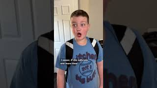 Maybe we should consider homeschooling?!? 🤦♂️😜🤣 #shorts #funny #comedy #viral