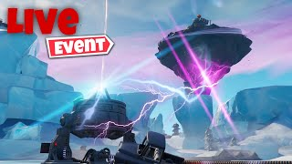 LIVE FORTNITE - THE CUBO IS A BOSCHETTO BISUNTO!! UPCOMING EVENT!! PATCH POSTPONED