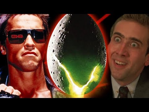 Alien 5 w/ Arnold and Cage by James Cameron and Ridley Scott!?!