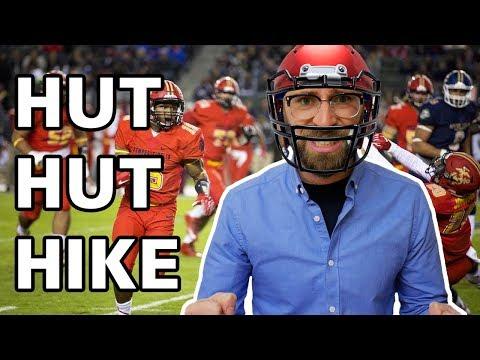 "Why Do American Football Quarterbacks Say ""Hut Hut Hike!""?"