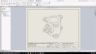 SolidWorks Text in Sheet Templates