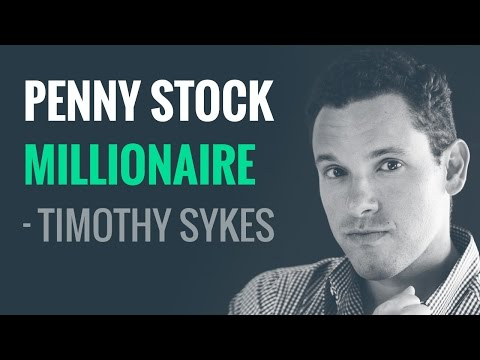 Penny Stock Millionaire | Timothy Sykes Interview