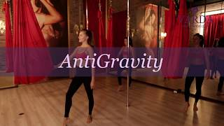 VARDA  Ladies Club - AntiGravity