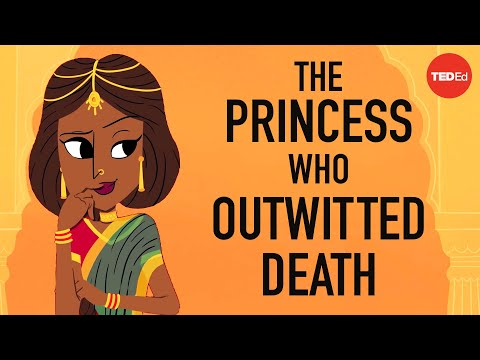 Video image: Savitri and Satyavan: The legend of the princess who outwitted Death - Iseult Gillespie