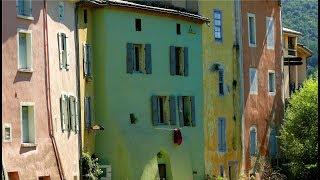 Dieulefit, le village coloré