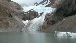 Glaciar Piedras Blancas - El Chaltén - Argentina