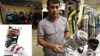 видео Купить Ботинки горнoлыжные | Ботинки горнoлыжные купить в интернет-магазине КАНТ с доставкой по Москве и России