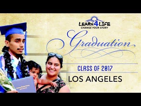 (6/15/2017) Learn4Life Los Angeles 2017 Graduation