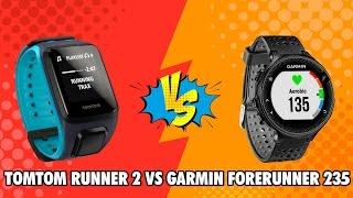 TomTom Runner 2 vs Garmin Forerunner 235 - RECENSIONE