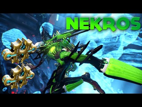 Warframe | Nekros Tank/Farm | Build