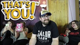 That's You! PS4 Gameplay and Review | Family Playstation 4 Game