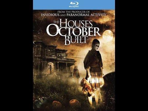 Дома, построенные в октябре -жанр ужасы