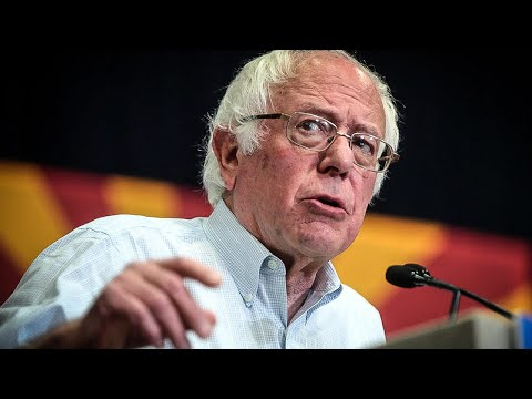 Bernie Sanders SHREDS The Media Over Their Obsession With Howard Schultz