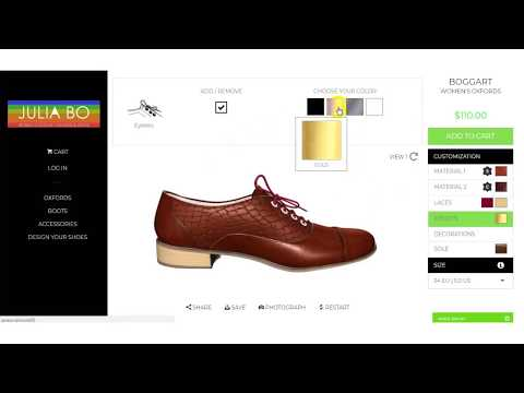 Upgrade Your Business Sale With Shoe Design Tool