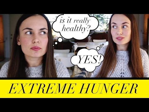 Health Benefits of EXTREME HUNGER