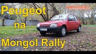 Kupiłem Peugeota 205 na Mongol Rally - MotoBieda